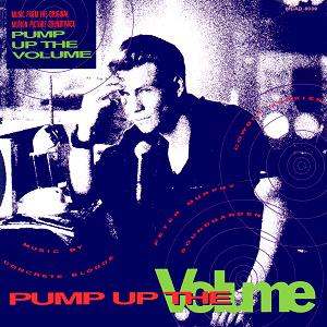 [Image: 'Pump Up The Volume' Front Cover]