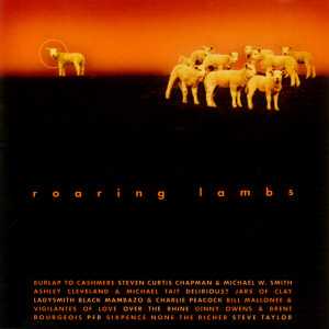 [Image: 'Roaring Lambs' Front Cover]