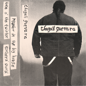 [Image: 'Chagall Guevara Demo Tape' Front Cover]