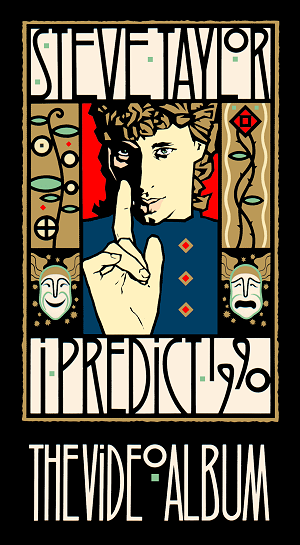 [Image: 'I Predict 1990: The Video Album' Front Cover]